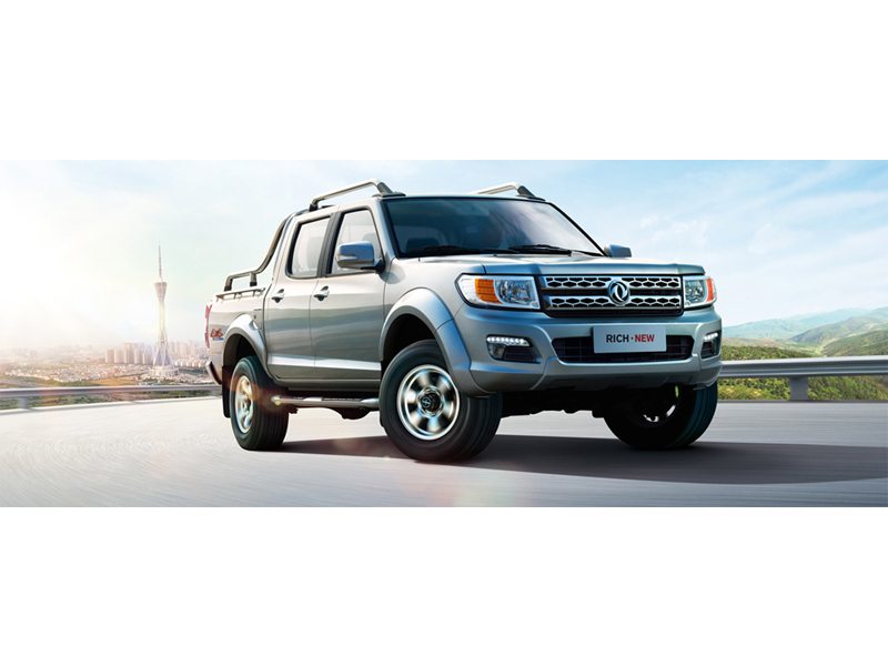 DongFeng Rich II 2014 - now Pickup #4
