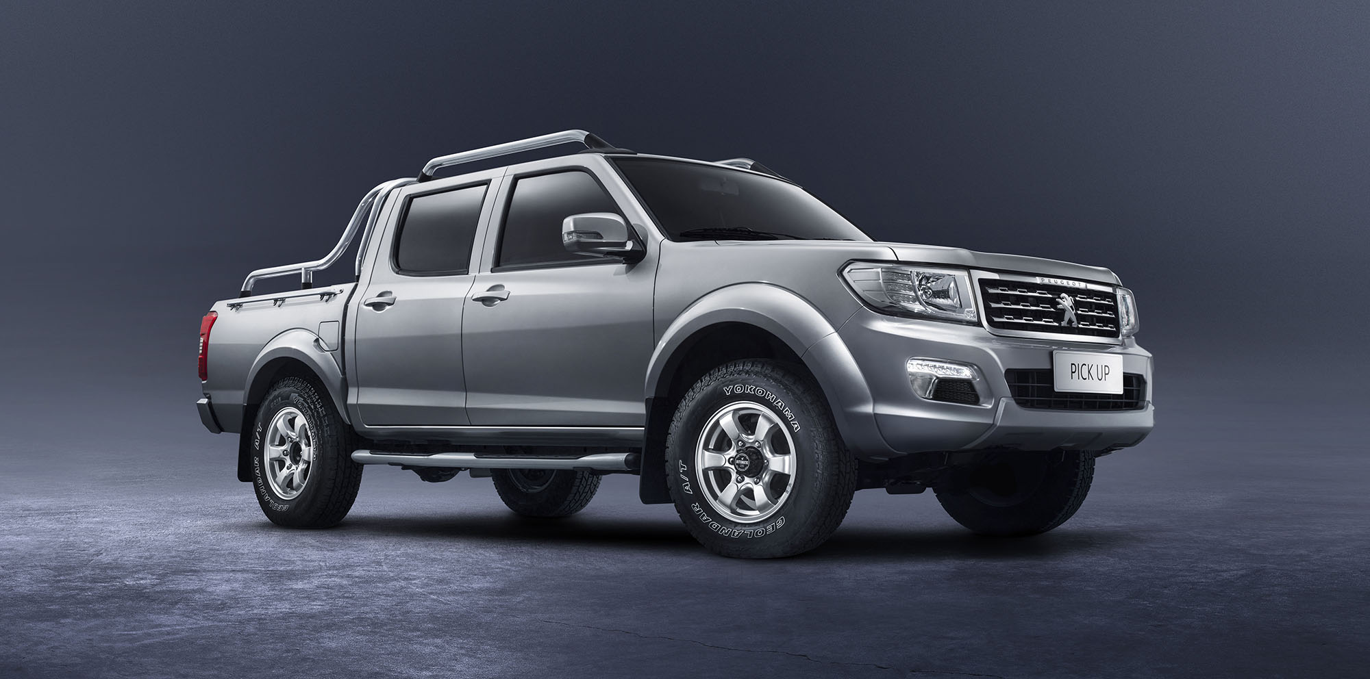DongFeng Rich II 2014 - now Pickup #1