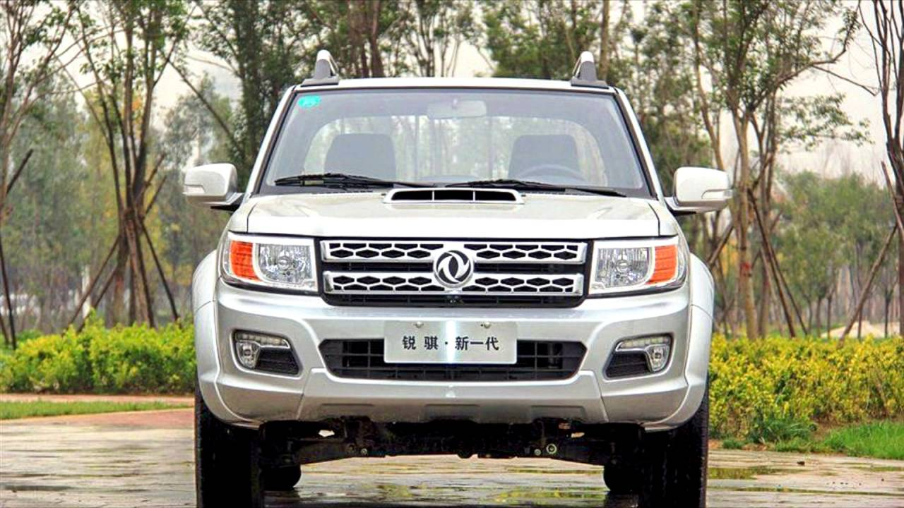 DongFeng Rich II 2014 - now Pickup #8