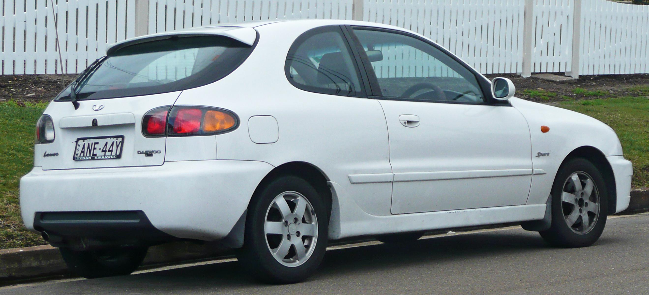 Doninvest Assol 1998 - 2002 Hatchback 3 door #5