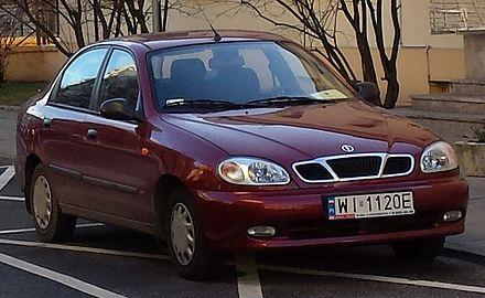 Doninvest Assol 1998 - 2002 Hatchback 3 door #3