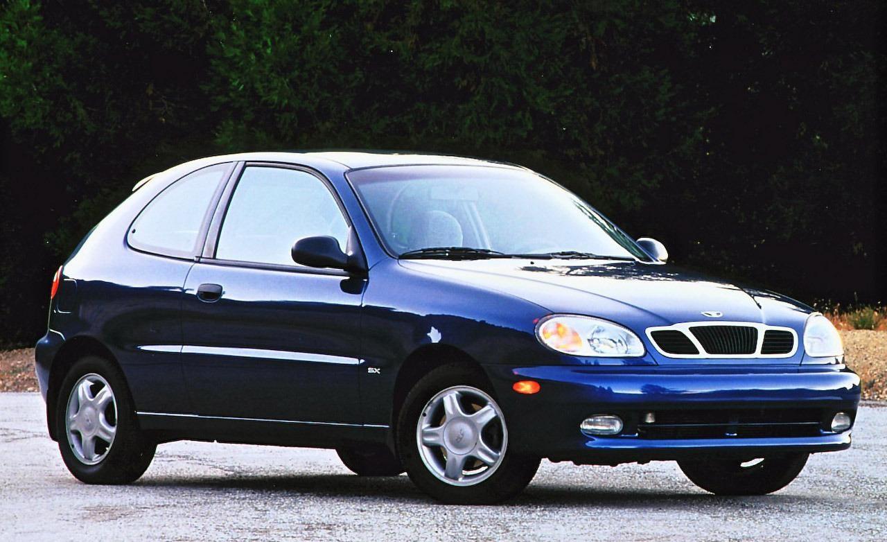 Doninvest Assol 1998 - 2002 Hatchback 5 door #3
