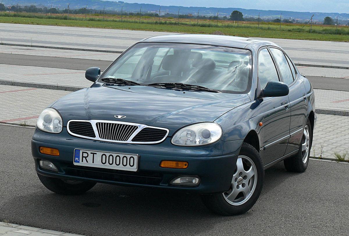 Doninvest Assol 1998 - 2002 Hatchback 3 door #2