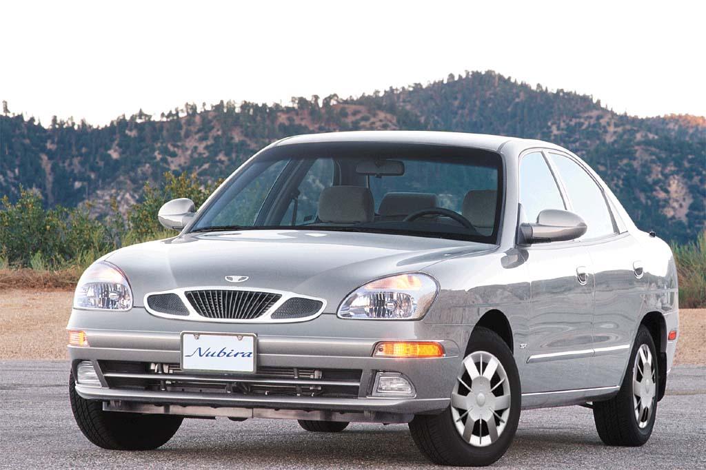 Doninvest Kondor 1998 - 2002 Sedan #4