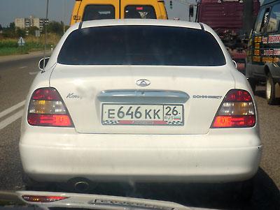 Doninvest Kondor 1998 - 2002 Sedan #2