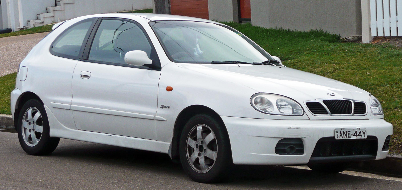 Doninvest Kondor 1998 - 2002 Sedan #3
