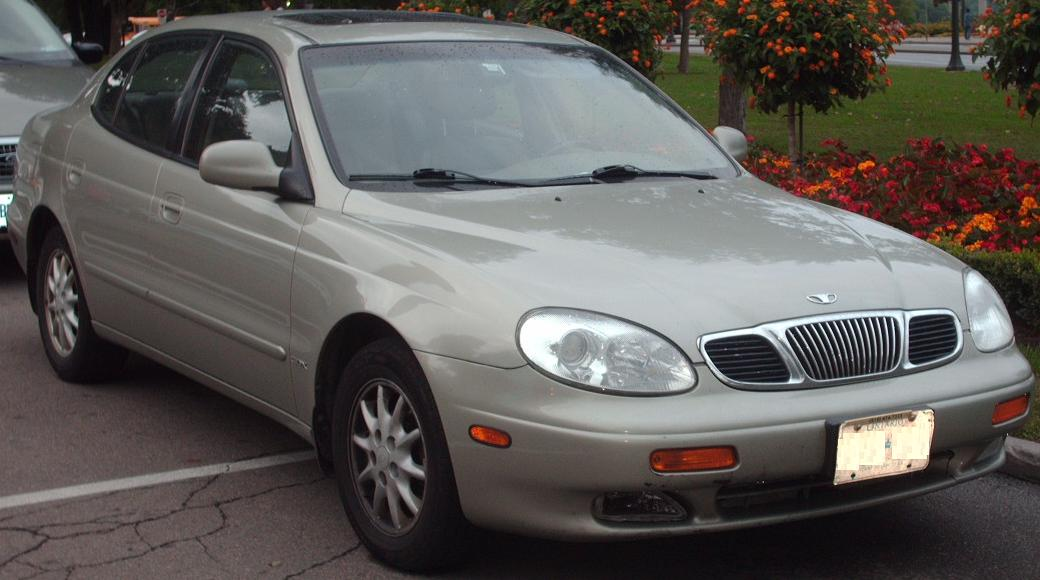 Doninvest Kondor 1998 - 2002 Sedan #1