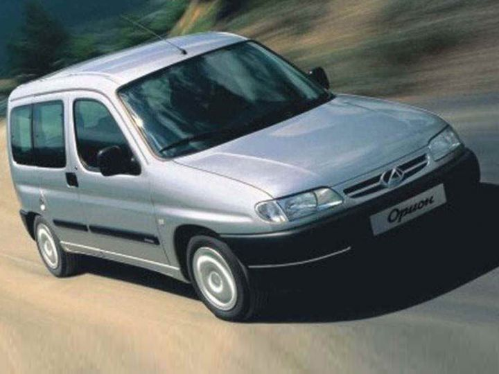 Doninvest Orion 1998 - 2002 Sedan #4