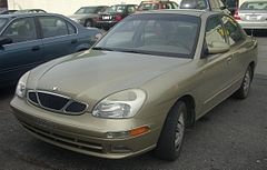 Doninvest Orion 1998 - 2002 Station wagon 5 door #1