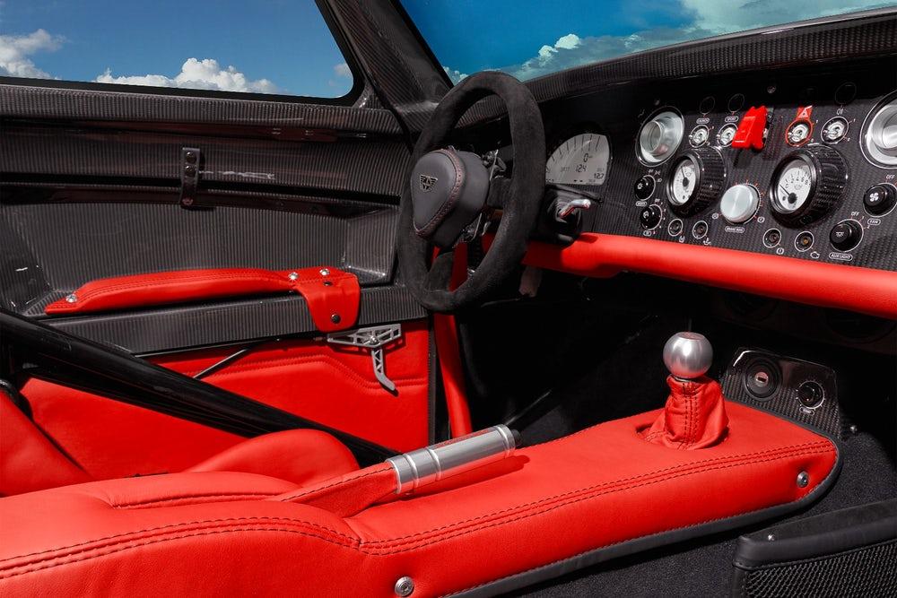 Donkervoort D8 2005 - 2007 Roadster #2