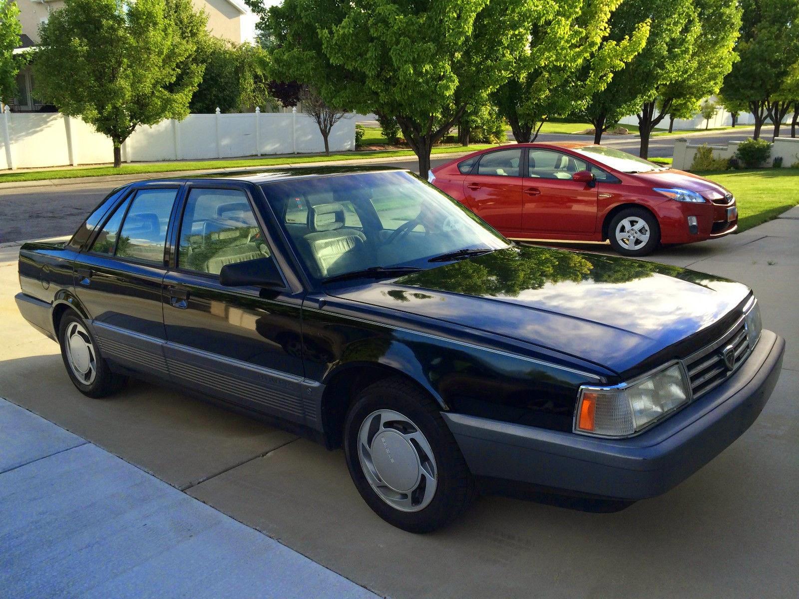 Eagle Premier 1987 - 1992 Sedan #2