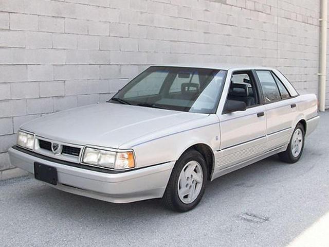 Eagle Premier 1987 - 1992 Sedan #3