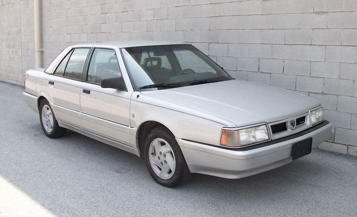 Eagle Premier 1987 - 1992 Sedan #6