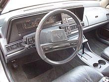 Eagle Premier 1987 - 1992 Sedan #8