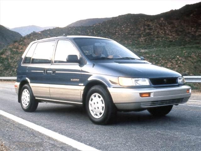 Eagle Summit 1989 - 1996 Compact MPV #3