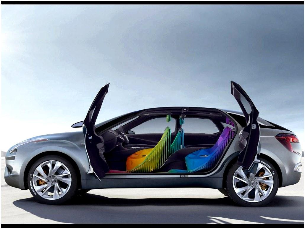 E-Car GD04B 2012 - now Hatchback 5 door #2