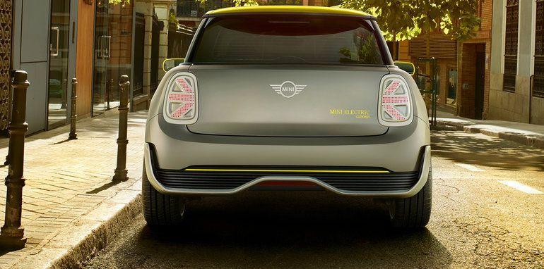 E-Car GD04B 2012 - now Hatchback 5 door #6