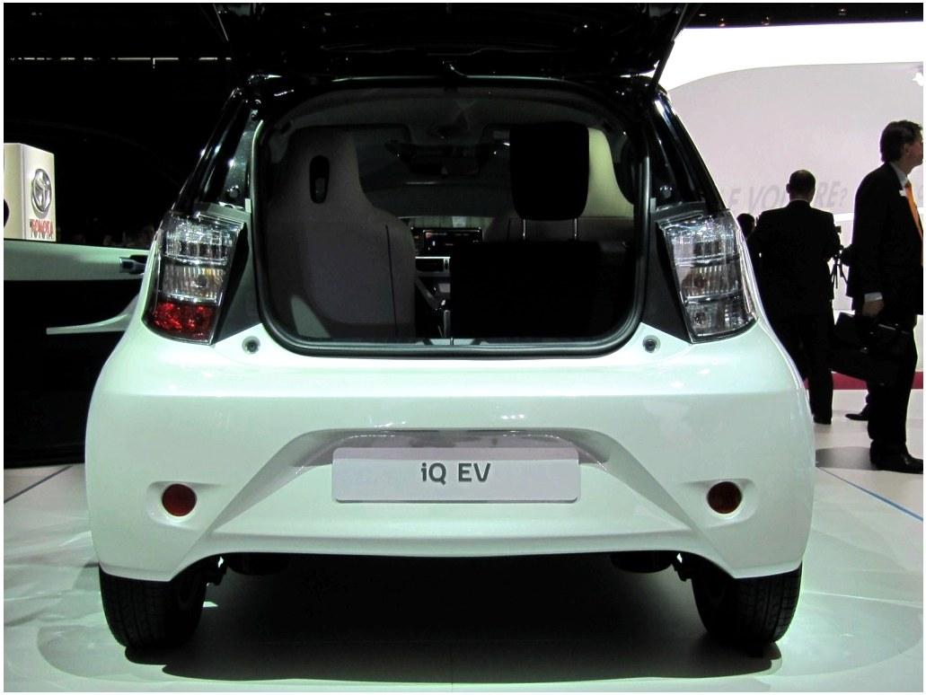 E-Car GD04B 2012 - now Hatchback 5 door #4