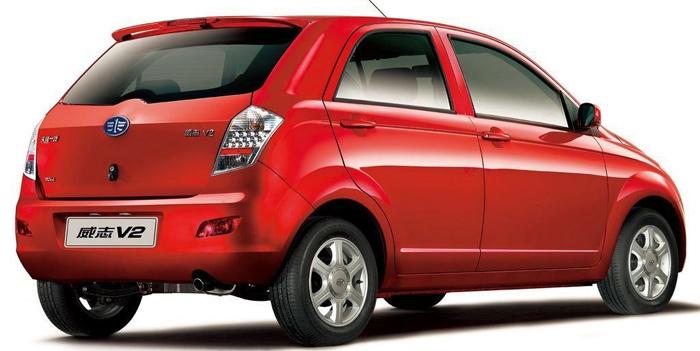 FAW V2 2010 - now Hatchback 5 door #5