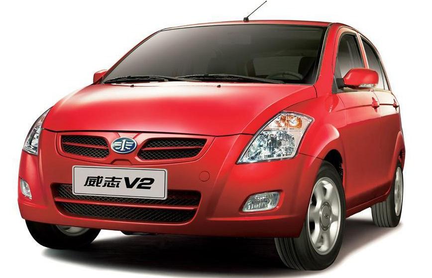 FAW V2 2010 - now Hatchback 5 door #3