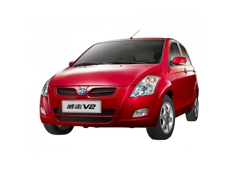 FAW V2 2010 - now Hatchback 5 door #7
