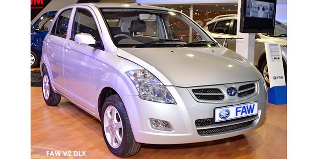 FAW V2 2010 - now Hatchback 5 door #6