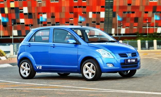 FAW V2 2010 - now Hatchback 5 door #8