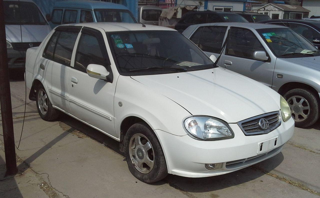FAW Vita 2007 - now Sedan #4