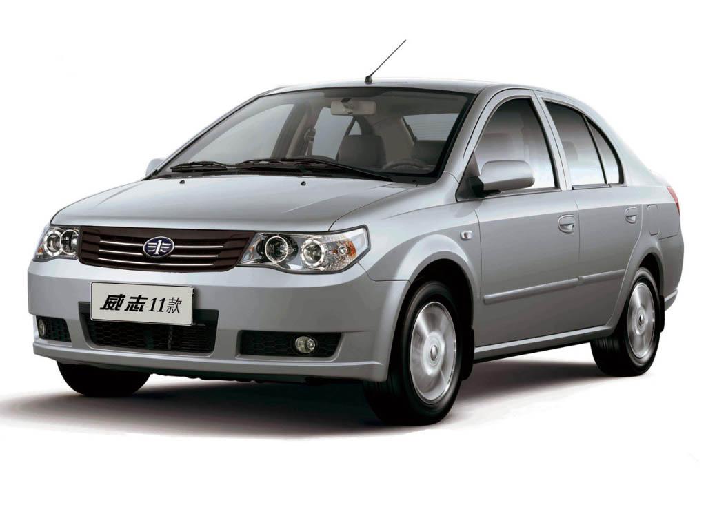 FAW Vita 2007 - now Sedan #6