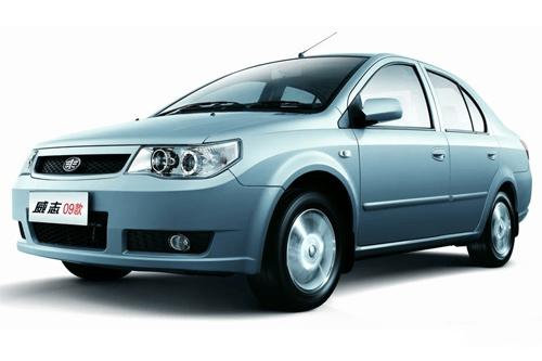 FAW Vita 2007 - now Sedan #5