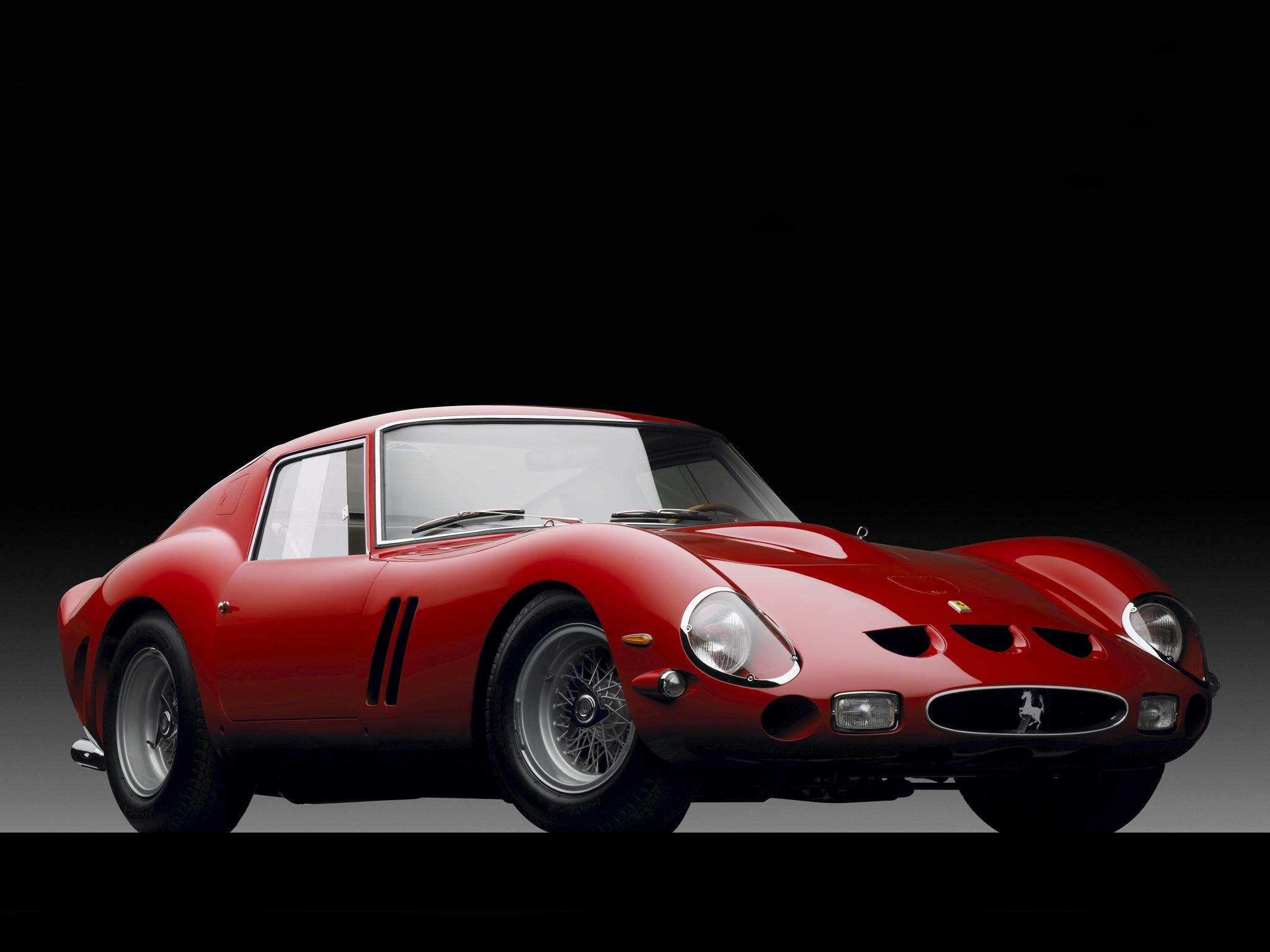 Ferrari 250 GTO I 1962 - 1964 Coupe #1