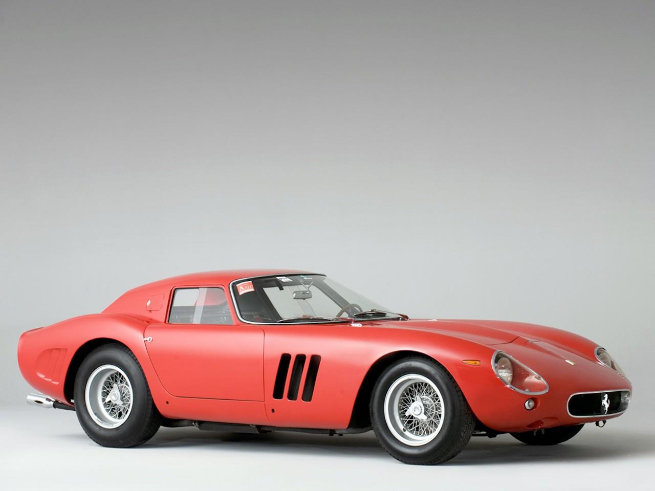 Ferrari 250 GTO I 1962 - 1964 Coupe #6
