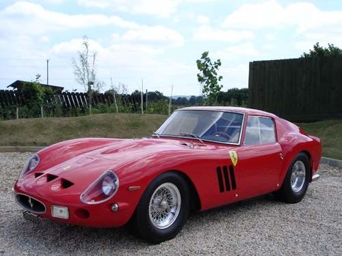 Ferrari 250 GTO I 1962 - 1964 Coupe #5