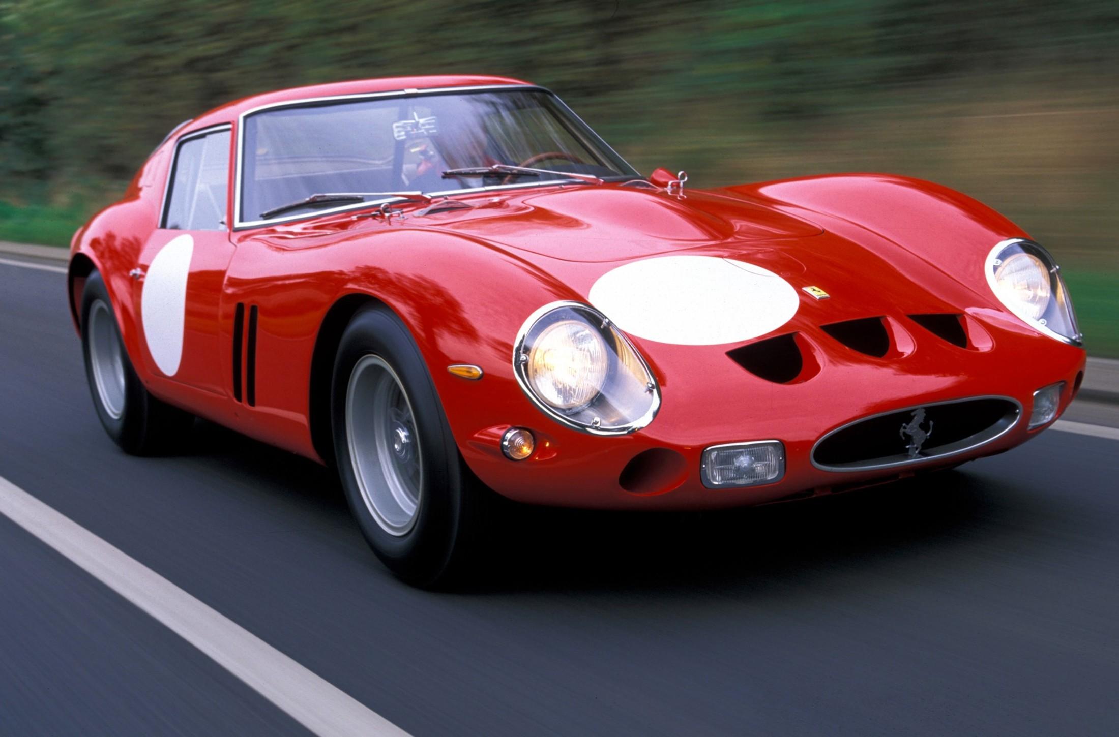 Ferrari 250 GTO I 1962 - 1964 Coupe #4
