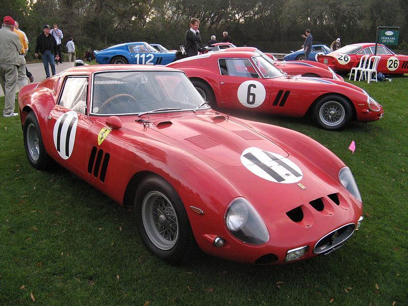 Ferrari 250 GTO I 1962 - 1964 Coupe #8