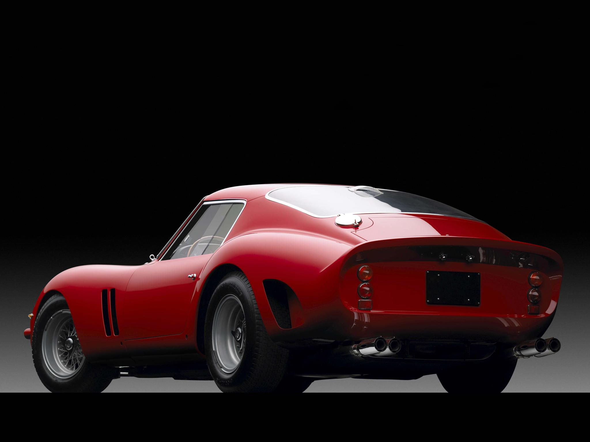 Ferrari 250 GTO I 1962 - 1964 Coupe #2