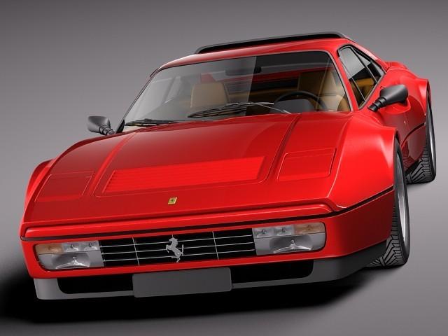 Ferrari 328 1985 - 1989 Coupe #2