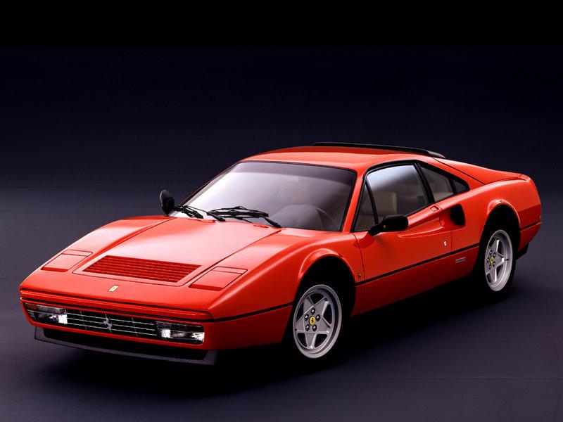Ferrari 328 1985 - 1989 Coupe #7