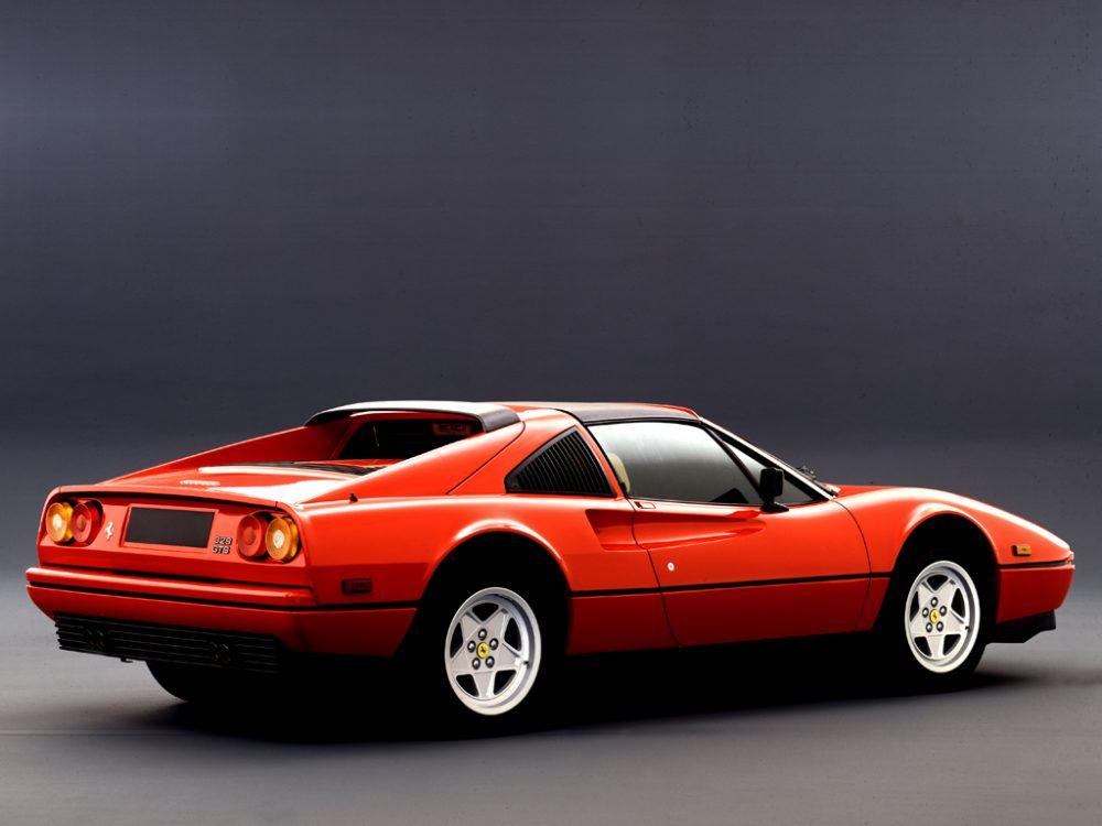Ferrari 328 1985 - 1989 Coupe #8