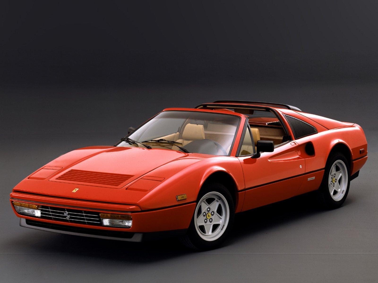 Ferrari 328 1985 - 1989 Coupe #3