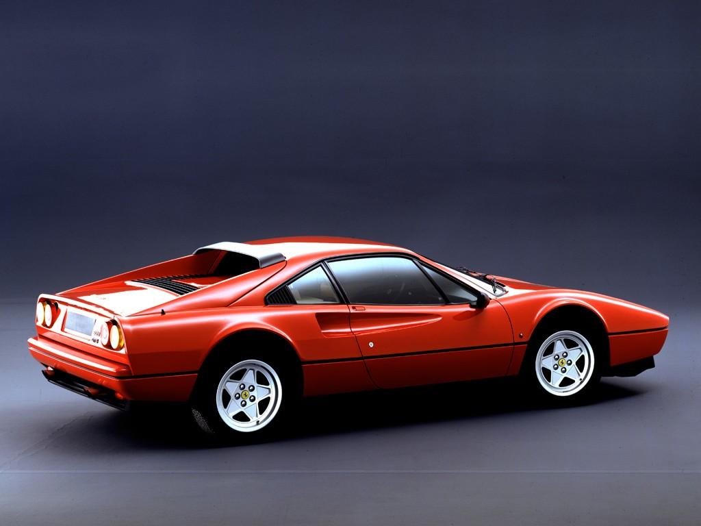 Ferrari 328 1985 - 1989 Coupe #1