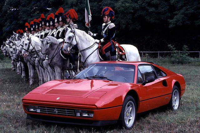 Ferrari 328 1985 - 1989 Coupe #5