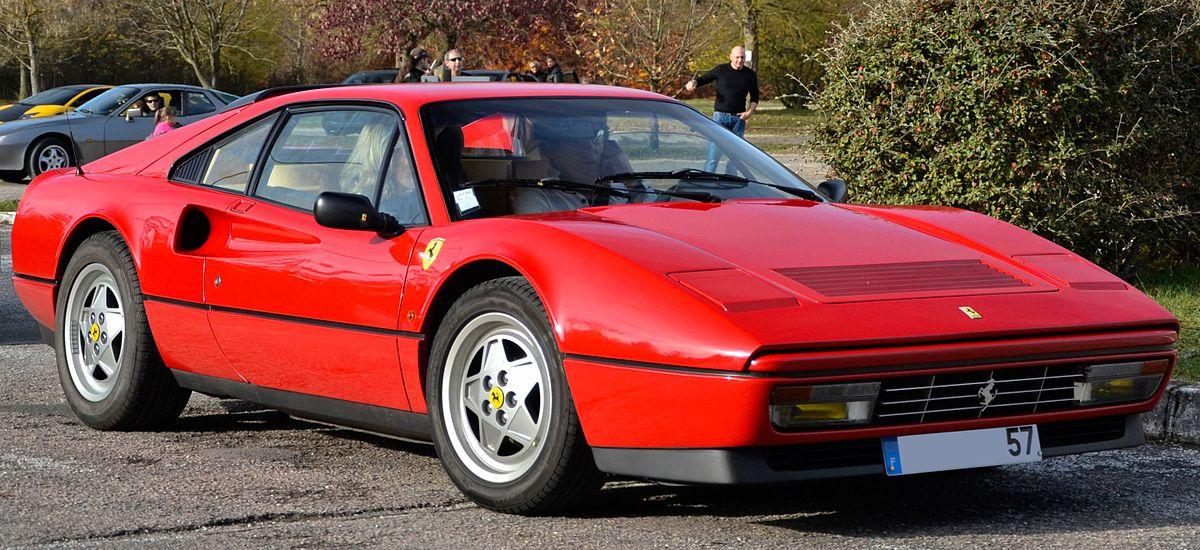 Ferrari 328 1985 - 1989 Coupe #6