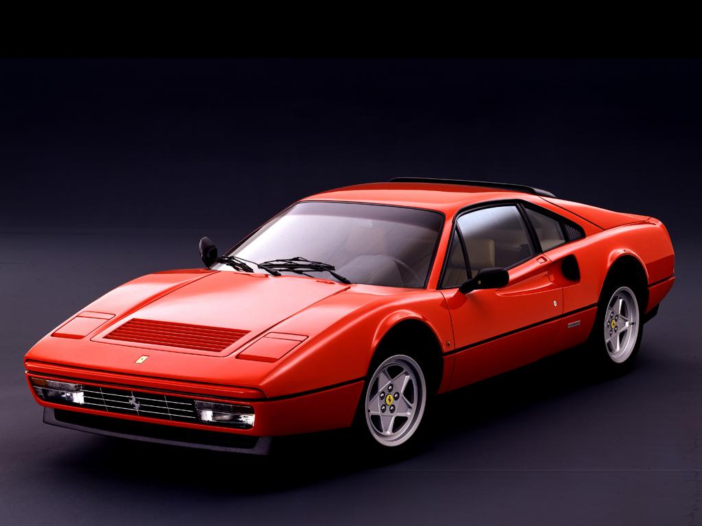 Ferrari 328 1985 - 1989 Coupe #4