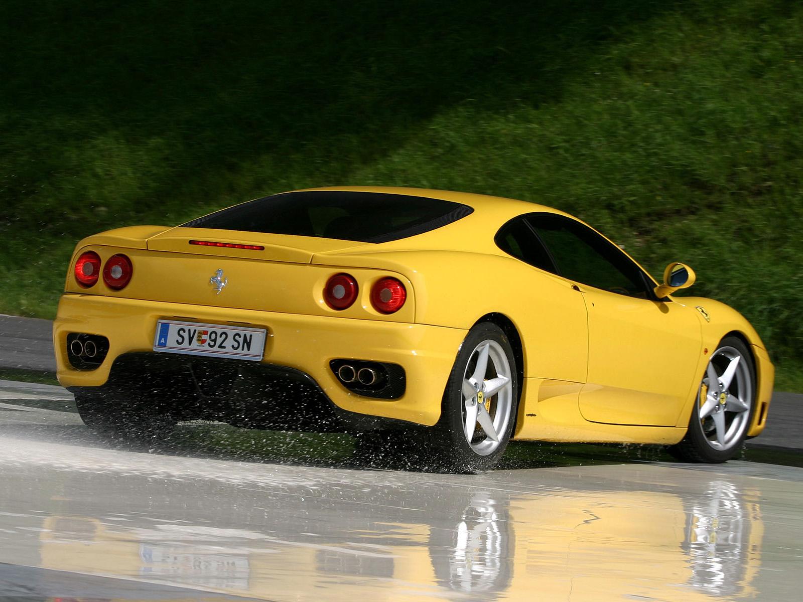 Ferrari 360 1999 - 2005 Coupe #5