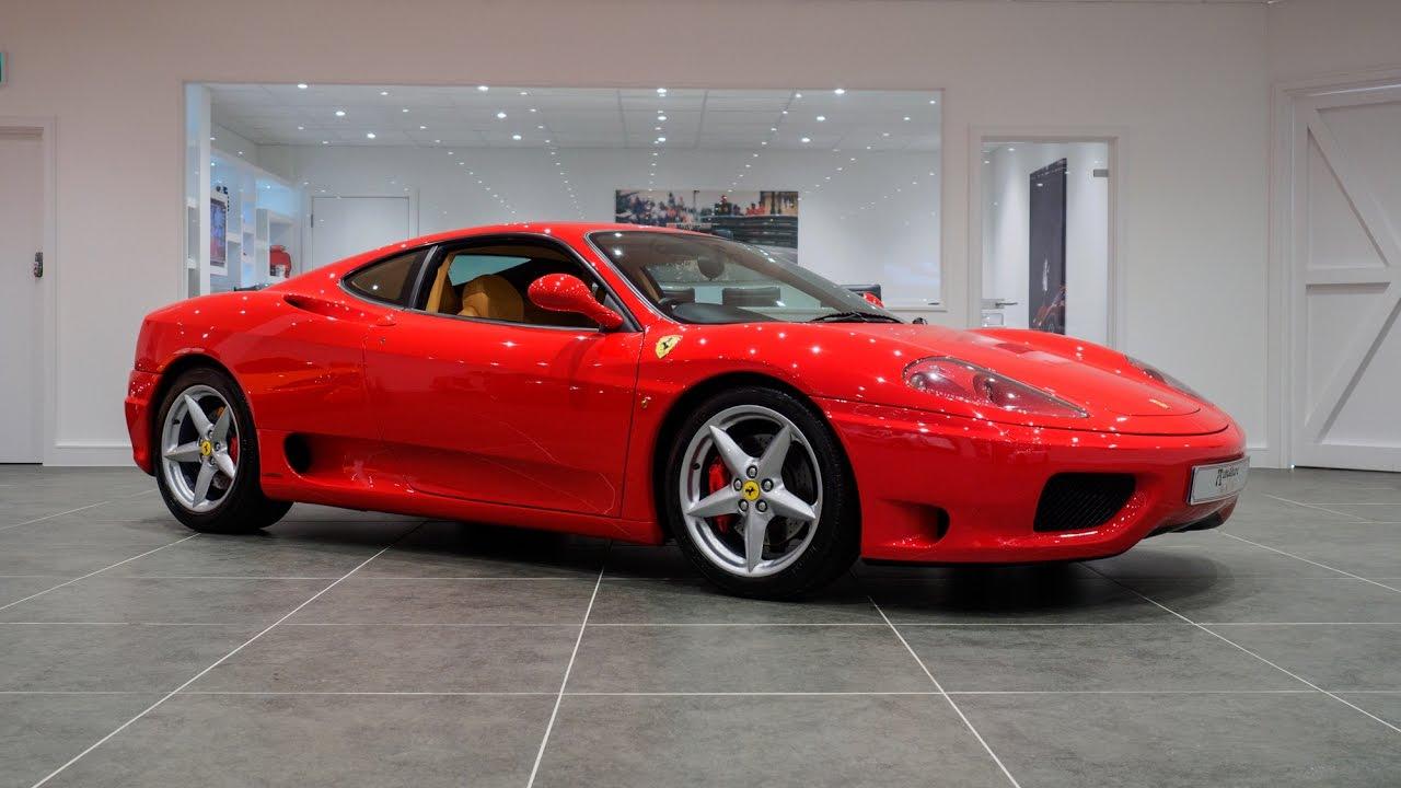 Ferrari 360 1999 - 2005 Coupe #8