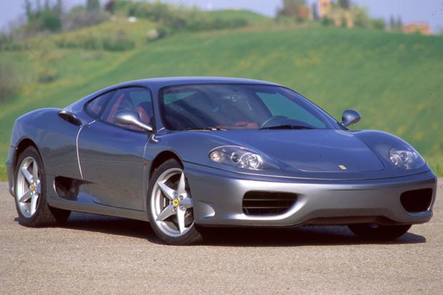 Ferrari 360 1999 - 2005 Coupe #7