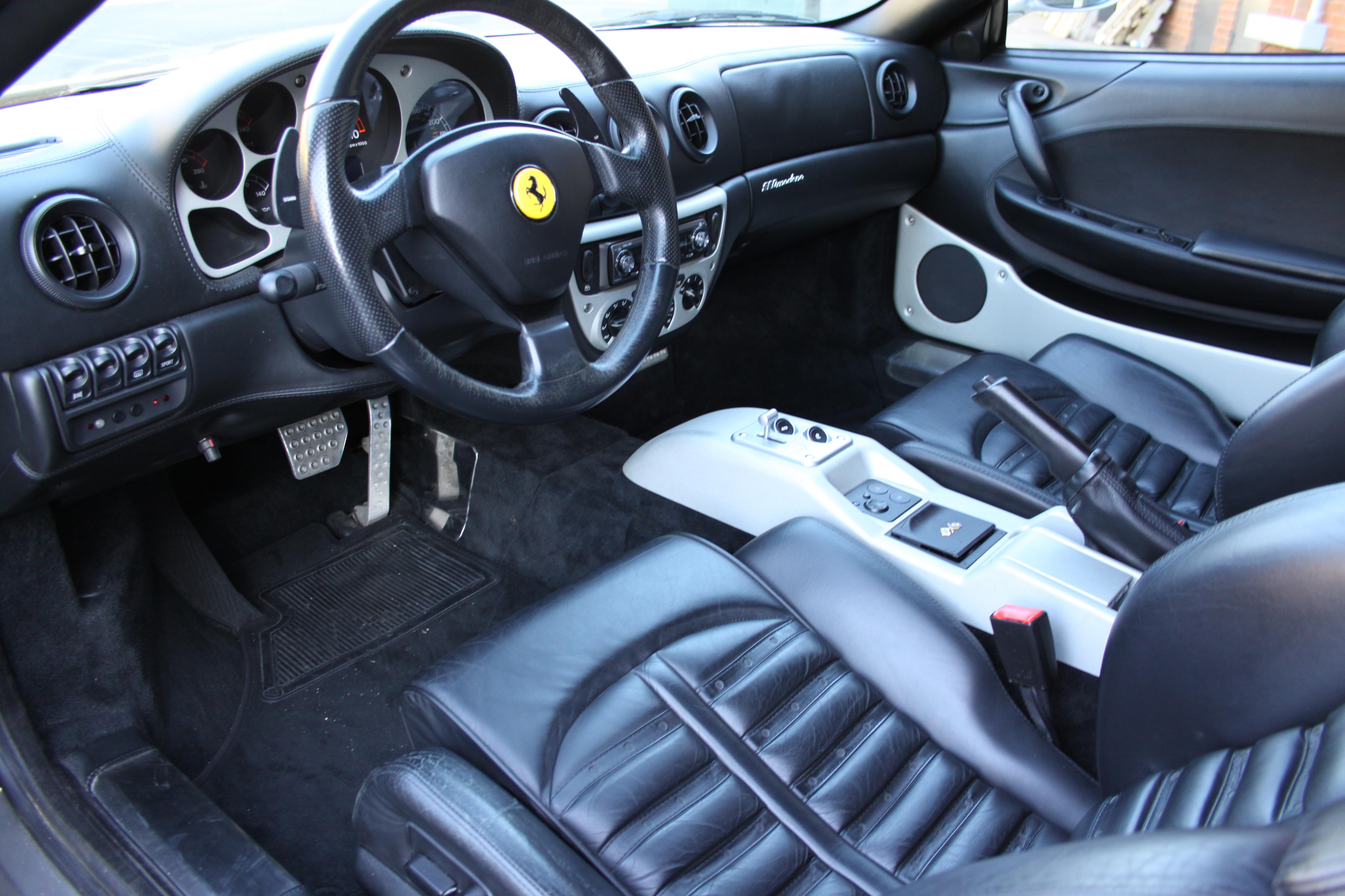 Ferrari 360 1999 - 2005 Coupe #3