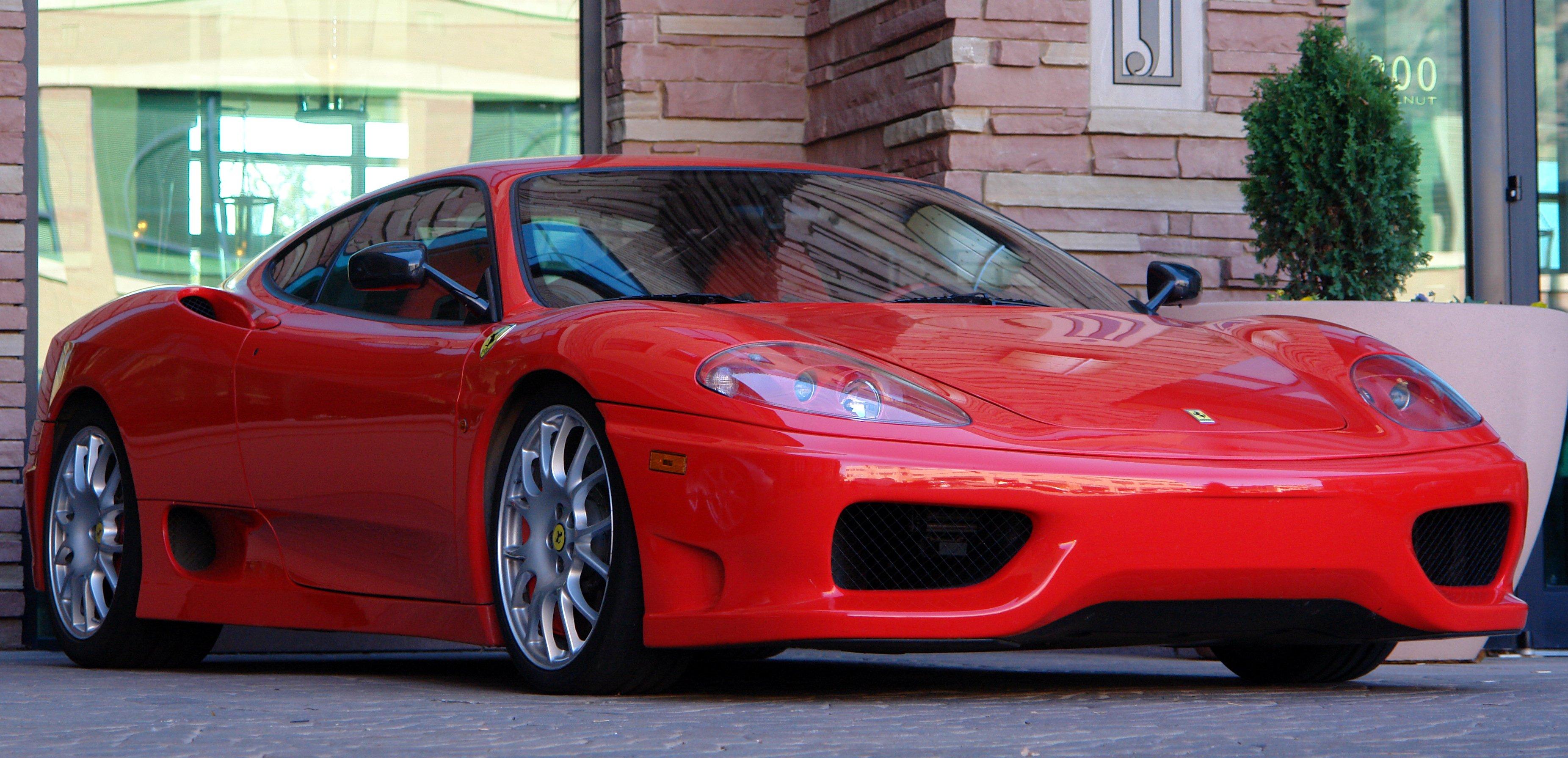 Ferrari 360 1999 - 2005 Coupe #4