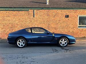 Ferrari 456 II (456M) 1998 - 2004 Coupe #8